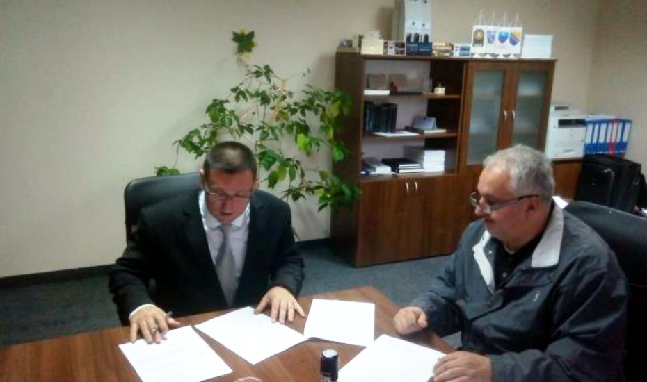 Sporazum o suradnji sa Ministarstvo za pitanja branitelja/ boraca HNŽ/K